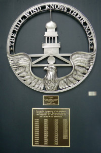 Mystic Eagle w plaques